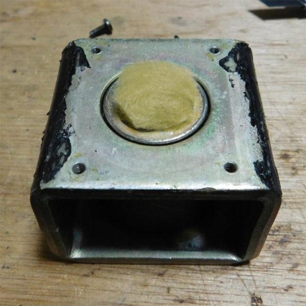 ビクター・S-M5(S-M3)のツイーターのダイアフラム交換4
