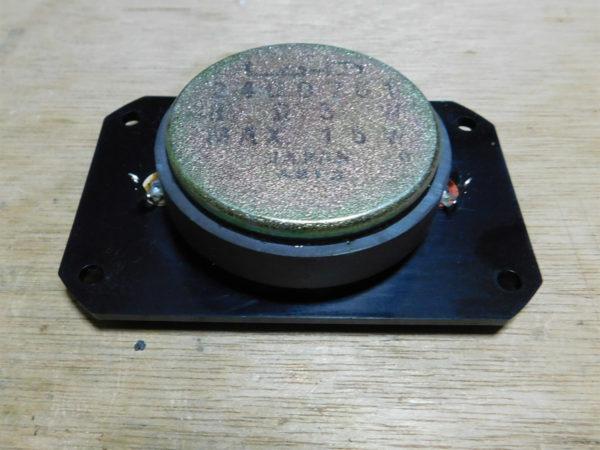 Lo-D鈍器系スピーカー・HS-1のツイーター画像・裏面