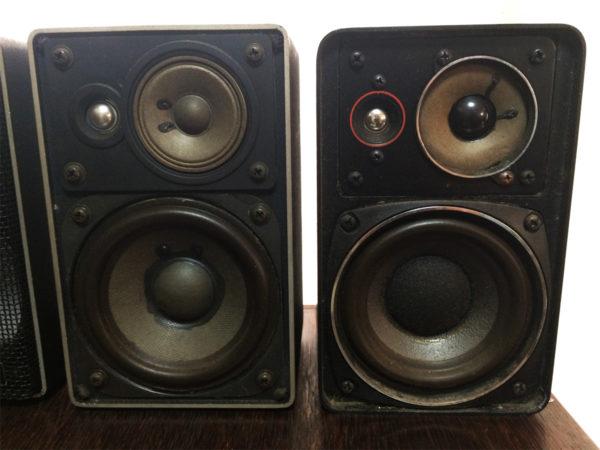 Art Audio BA-400MkIIIの画像・オーディオテクニカAT-SP50と比較