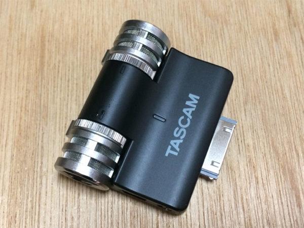 タスカムiM2の画像、USBアダプタ作成の画像その1
