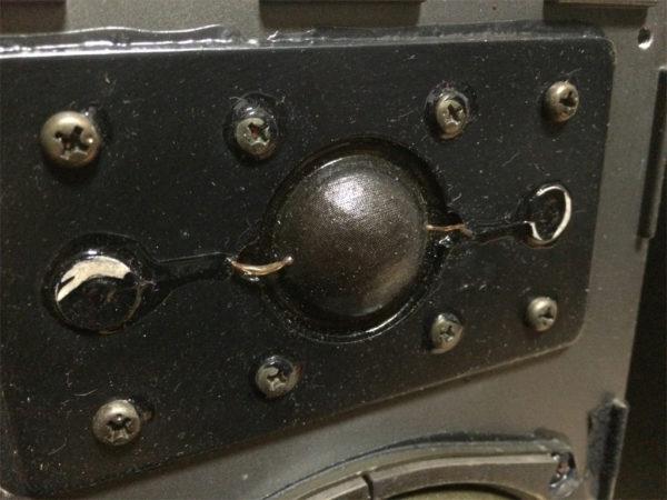 ビクター・S-M5/S-M3の画像(ツイーター拡大)