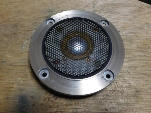 Lo-D HS-11D(HS-33D)、ハードドームツイーター断線修理その1