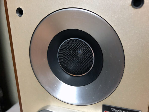 Technics/テクニクス SB-X01のツイーター