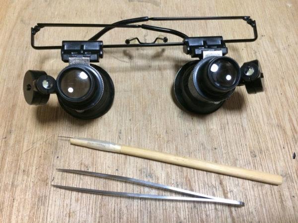 ビクター・S-M5(S-M3)のツイーター分解道具
