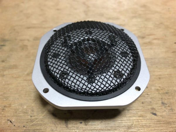 NS-1000MMのスコーカー(ツイーター)外観1