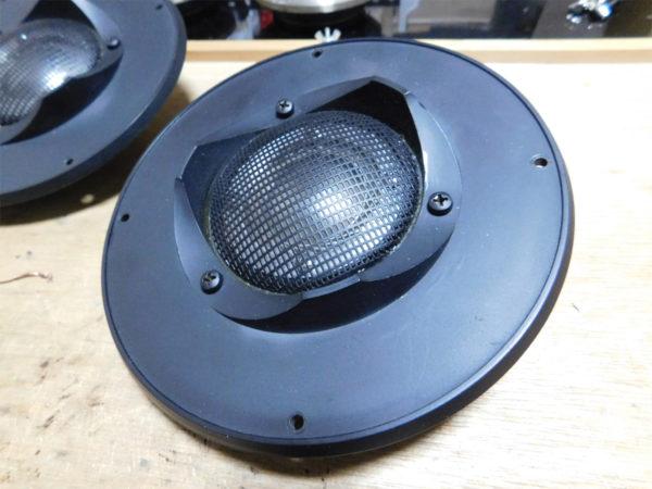 Rotel Domus 250、チタンハードドームスコーカーの完成