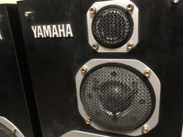 YAMAHA NS-1000MM、ネジの錆