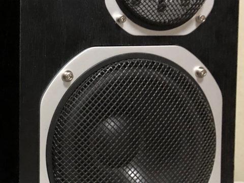 ヤマハNS-1000MMにAudio Pro Image11のウーファーをつけた場合のグリル干渉の対策