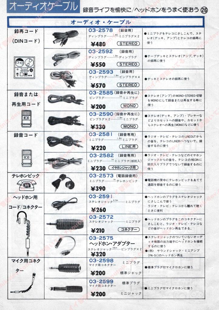 KENY・SOUND SHACK/ケニー・サウンドシャックカタログ・26ページ目