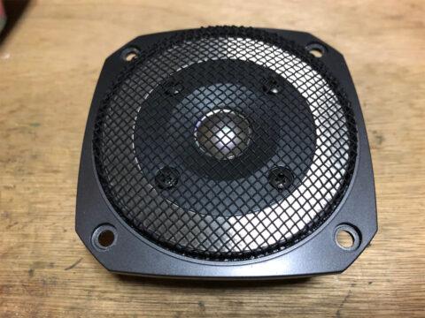 Victor/ビクター・ZERO-10Fの2.5cmハードドームツイーター